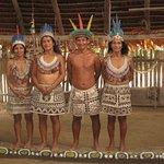 Amazon Rainforest Lodge Photo