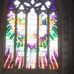 St David's Cathedral - West Window