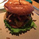 Haystack Burger!