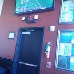 Bj's has TV's everywhere
