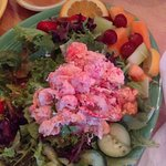 Chilled Lobster Salad.