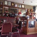 Counter area, Dick's Cafe,134 Saskatchewan Ave E, Portage la Prairie, MB
