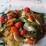 Vegetarian rosti (I still dream of this!)