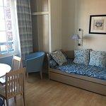 Photos de l'appartement 405 que je recommande pour sa vue et son espace!