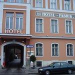 Photo of Hotel Fabrik