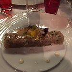 tartare de bar aux huitres excellent