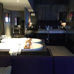 Luxury in the Arc Royal Suite