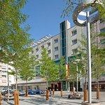 Aussenansicht Hotel City Villach