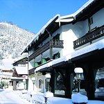 Winter im Parkhotel Wallgau