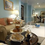 Afternoon Tea At Dukes Hotel