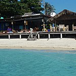 The Blue Parrot Beach Resort Foto