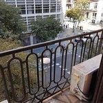 Foto de Barcelona Central Garden Hostel