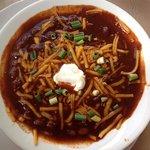 Brisket Chili - large portion