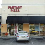 Fantasy Pizza in strip shopping center