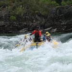 Rafting the Futaleufu