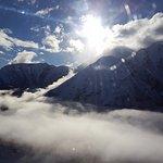 Flightseeing around Denali