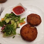 Aloo Bara (potato cakes)
