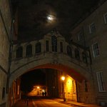 Bridge of Sighs is just down the road (5 min walk)
