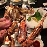 Sweet crab !