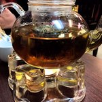 Tea made at your table. Awesome varieties.