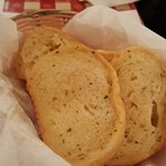 Garlic French Bread is soft and good