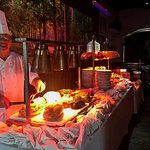 Meat-cuts -Buffet