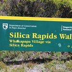 Silica Rapids Track