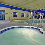 Foto de Holiday Inn Express Hotel & Suites Hinton
