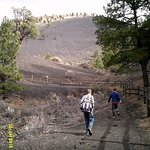 Sunset Crater's Lava Flow Trail