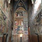 la cappella San Giovanni