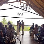 Getting married at Leopard Lodge