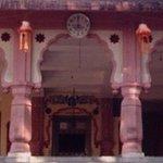 Entrance to Parvati Temple
