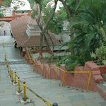 Stairs to Parvati Temple