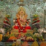 Statue at Parvati Temple