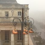 View from room 321, junior suite