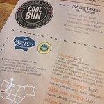 Photo of cool bun