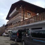The chalet.