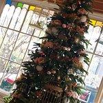 Plaza Inn -- Christmas Tree