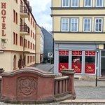 Direkt am Markt im Zentrum von Sondershausen
