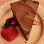 Plaza Inn -- Chocolate cake