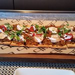 delicious Lamb Flatbread