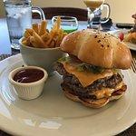 Four Patty Burger