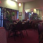 This is a nice little quiet Thai restaurant. Open space with traditional Thai decor. The food an