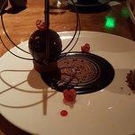 The chocolate sphere