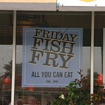 And don't forget their Friday Fish Special