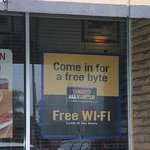 AND they have free WiFi!