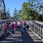 Photo of Sixaola Bridge