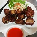 Deep Fried Pork Ribs