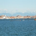 Venice from Lido (walkable from the hotel)