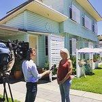Channel 7 news interview
